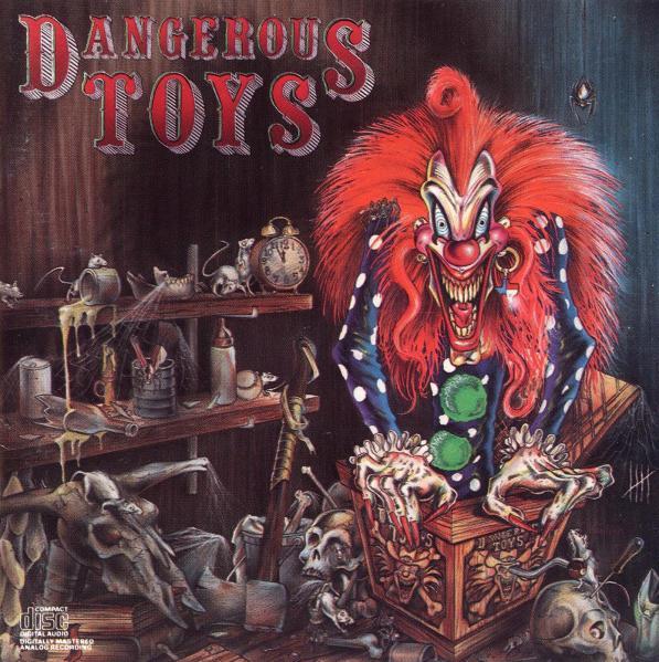 Dangerous Toys - Dangerous Toys - Front